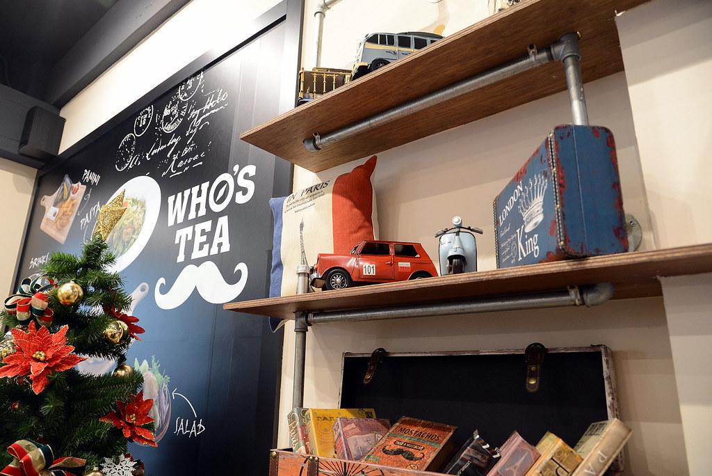 鬍子茶 Who's Tea