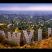 Hollywood Sign by s.j.pettersson
