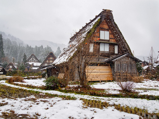 house of Shirakawago