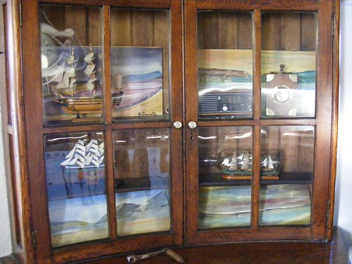 Fanad Lighthouse art cabinet
