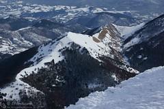 Monte Cucco in invernale