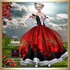 (IMAGE) Alice (c)-AZUL-byMamiJewell