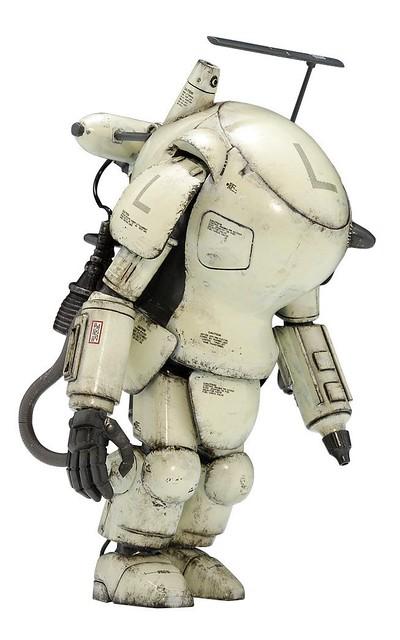 傳說的機體好評再登場!WAVE – Ma.K系列  S.A.F.S. SPACE TYPE FIREBALL マシーネンクリーガー ファイアボール