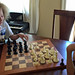 Diagonal chess by Becka