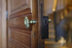 Burgundy, France - The Door - Photo of Frontenard