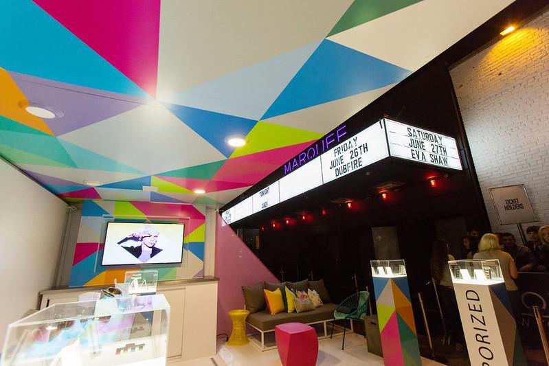The JUUL Vapor Lounge @ NYC