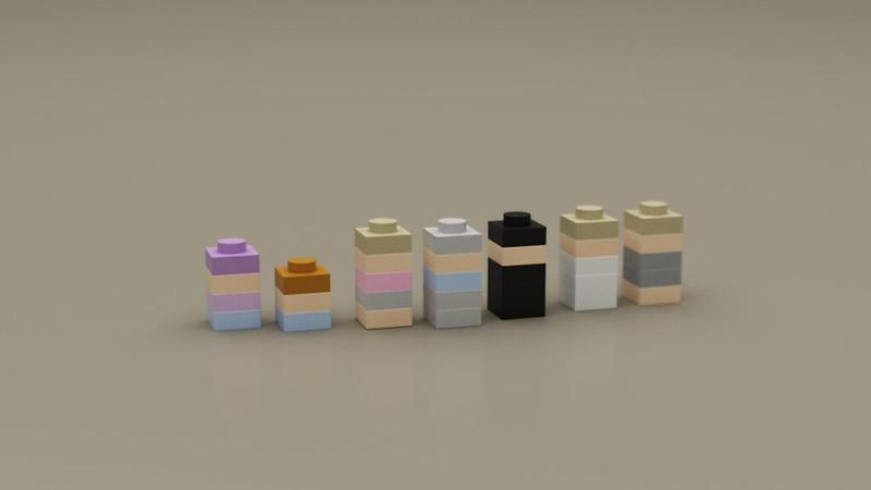 LEGO Jurassic Park Microscale | Lego Ideas - Microbuilt minifigures