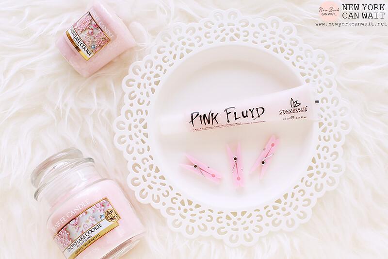 Staminalis: Pink Fluyd, il siero antirughe dall'effetto tensore immediato.