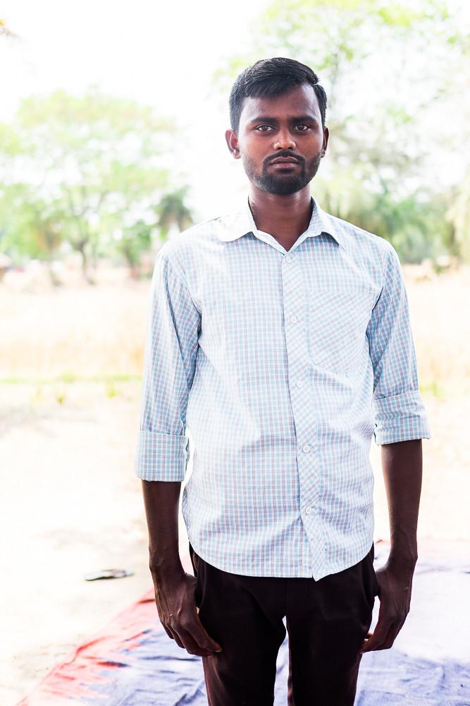 Bahsa Pipra Portrait 2