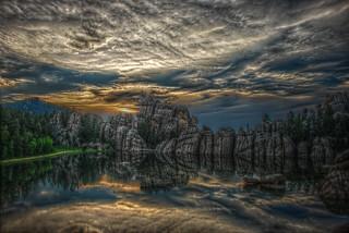 Sylvan Lake HDR (ET)