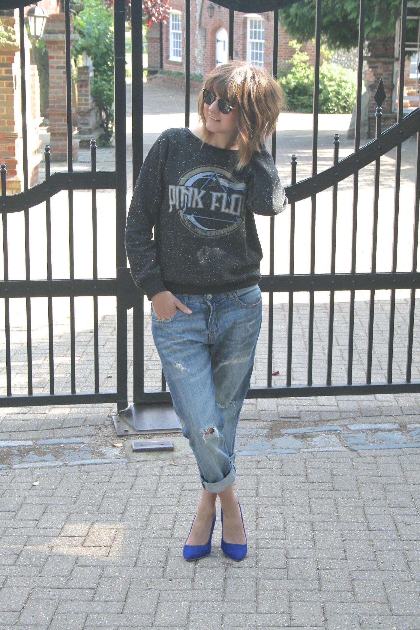 colbalt heels
