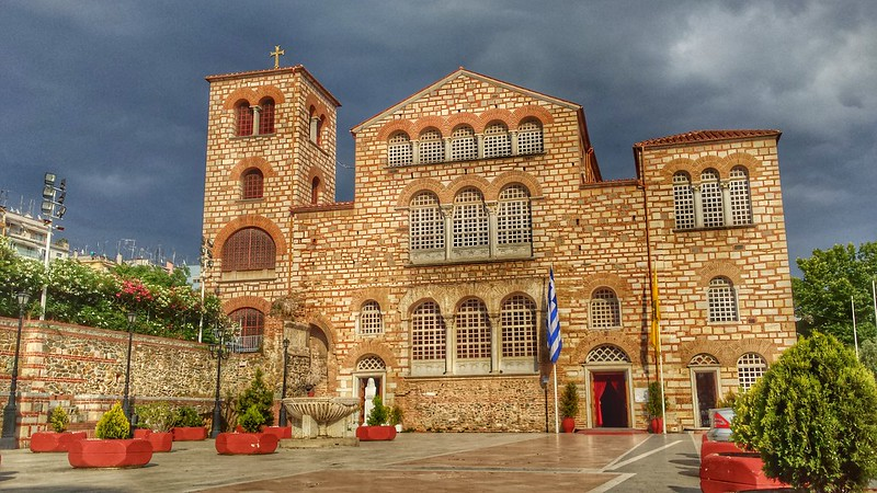 Ayios Demetrios, Thessaloniki