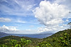 Cloudscape over the Lake Taal, Philippines