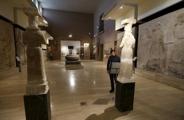 Recupera Irak antigüedades saqueadas de su museo nacional