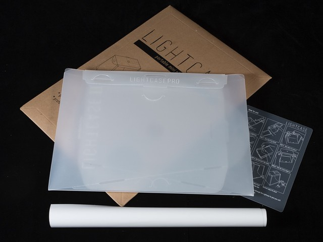 Lightcase Pro Packing