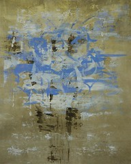 Forget Me Not 2, 30x24
