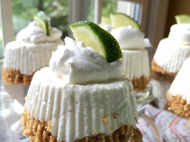 Mrs. Fields Secrets Mini Key Lime Pie