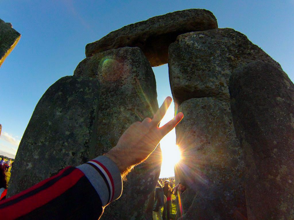 Stonehenge el día del Solsticio stonehenge el día del solsticio - 20040121336 eee6506a33 b - Stonehenge el día del Solsticio