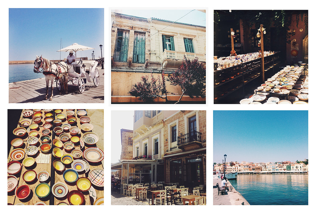 Chania, Crete Travel Diary