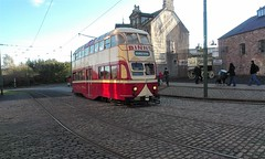 No.101 Sunderland Balloon Tram