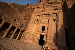 Image of Urn Tomb. jordan nabatanean petra unescoheritage maangovernorate