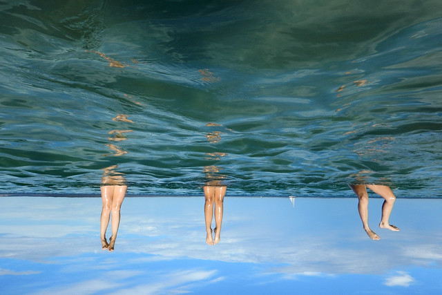 Synchronised swimming, Nikon COOLPIX AW130