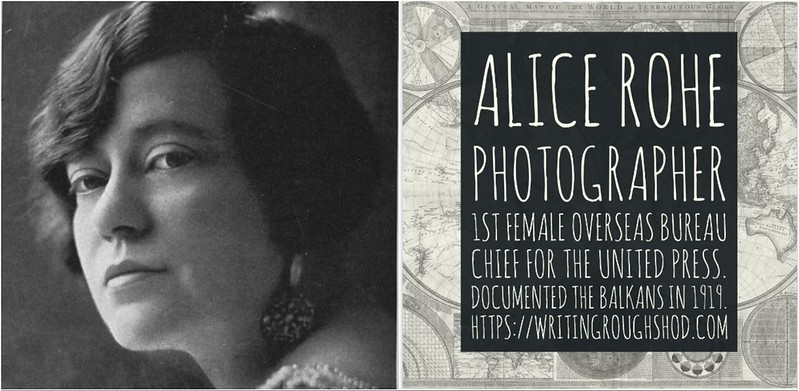 ALICE ROHE #100travelHERS