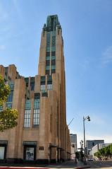 The Bullocks Wilshire building