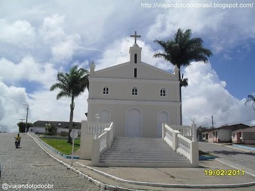 Mar Vermelho - Igreja Nossa Senhora da Conceição