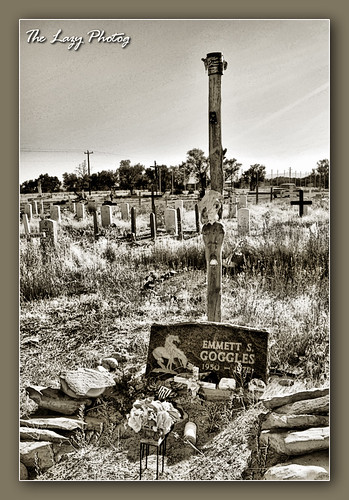 Sept 2011 - Arapaho Catholic Cemetery