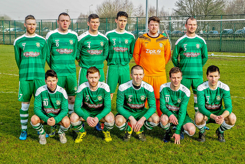 Boyle Celtic, February 2017