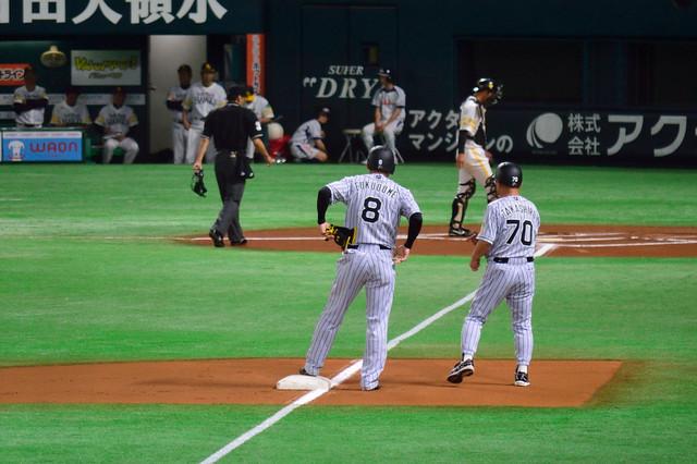 T_三塁打(福留)