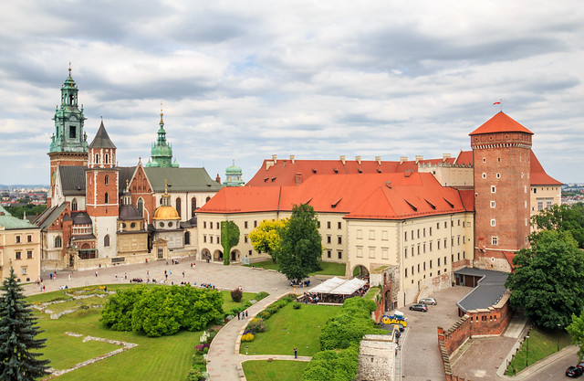 Wawel Hill, Cathedral and Royal Castle, Krakow