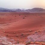 Sundown Wadi Rum