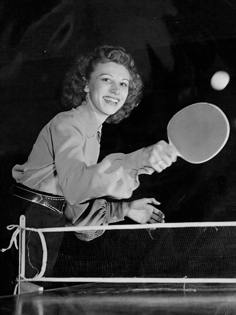 Bernie - Ping Pong Champ