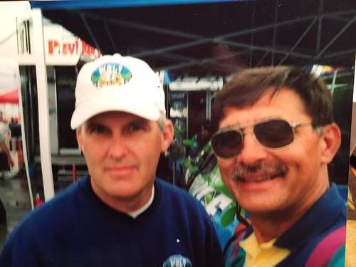 NASCAR, Busch, David Green
