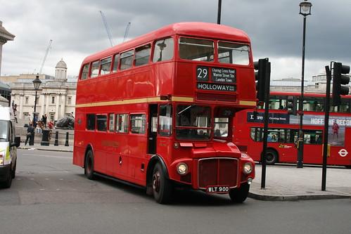 Tube Strike Extras - Dan Sullivan's Bus