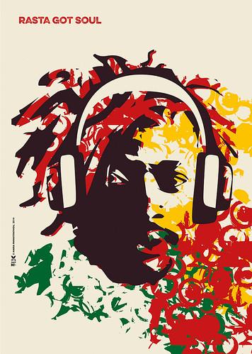 Rasta Got Soul Poster