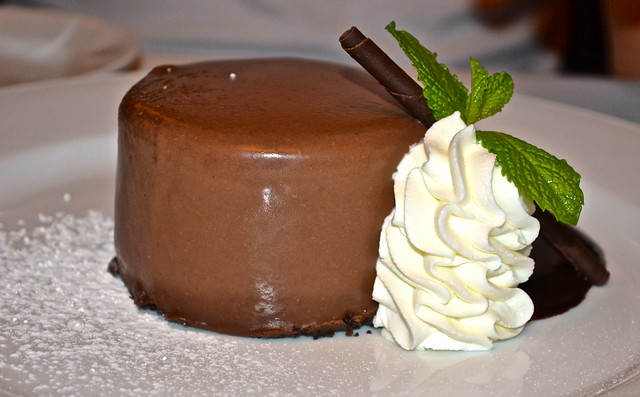 Chocolate Peanut Butter Pie- Ocean Prime Philadelphia
