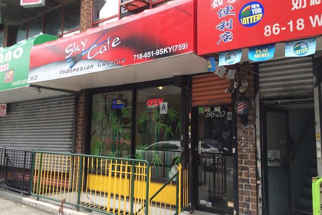 土, 2015-07-04 11:50 - Sky Cafe