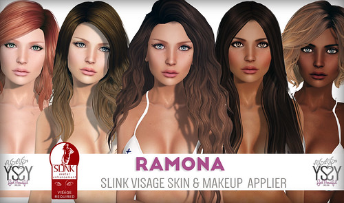 Ramona- Slink Visage Applier