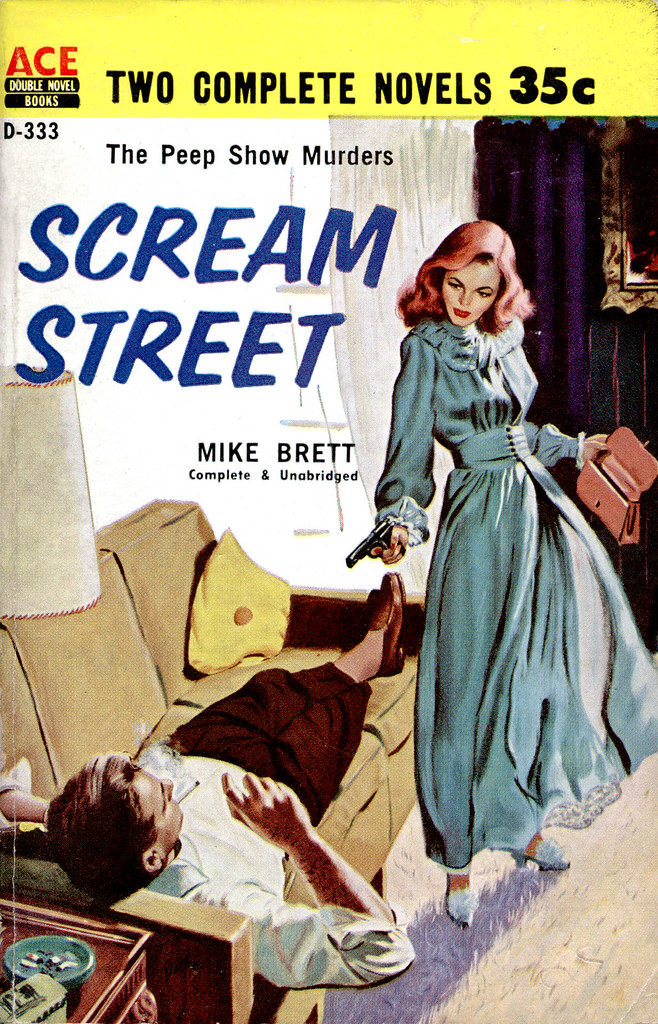 Image result for scream street mike brett