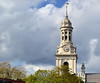 St Alfege church tower, rebuilt 1730 - Royal Borough of Greenwich, London by edk7