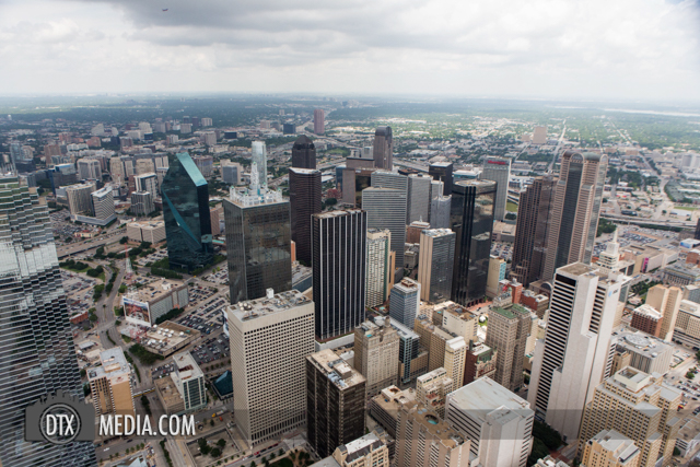 Aerial Photography Dallas