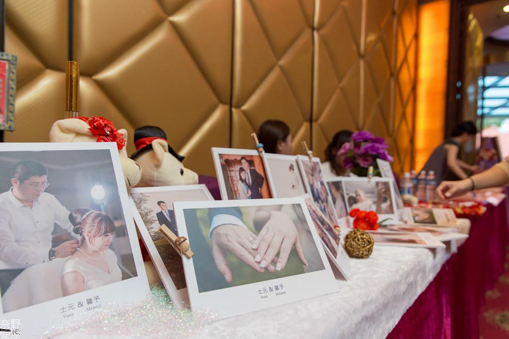 婚禮攝影-高雄-晚宴-士元&馨予 X 享溫馨囍宴會館  (6)