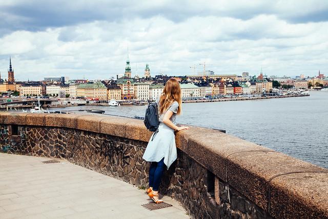 GOOD MORNING, STOCKHOLM!