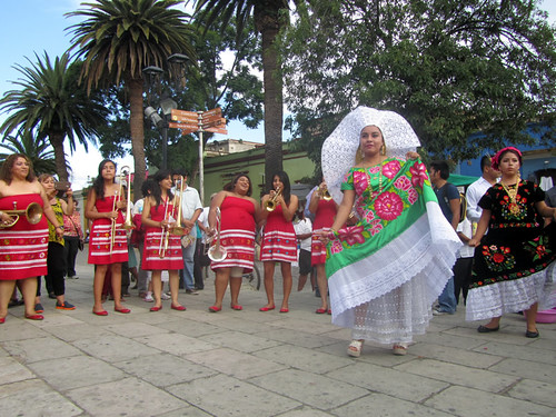 Oaxaca traditions