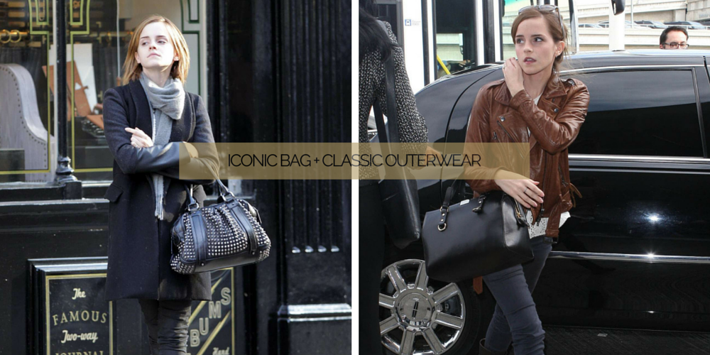 celebrity streetsyle from hermione to emma watson valencia fashion blogger