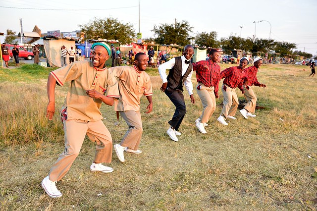 Pantsula Dancing, Gauteng, South Africa