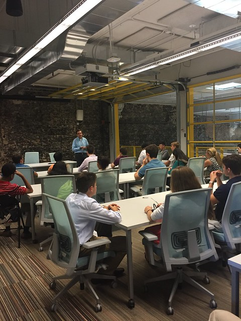 Nslc business chicago innovation exchange july 27 2015 for Innovation consulting chicago
